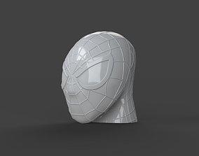 Spiderman Head 3D printable model