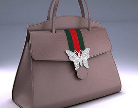 3D dior GucciTotem medium top Gucci handle bag