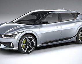 Kia EV6 GT 2022 3D