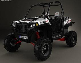 Polaris RZR XP 900 2011 3D