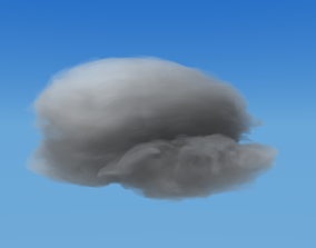 3D Clouds Volumetric