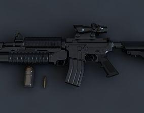 3D model Colt M4 A 1