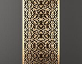 Decorative panel 121 3D