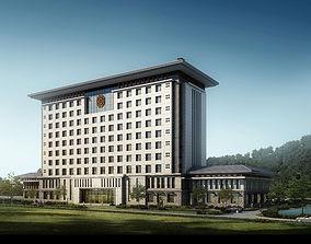 Hotels 3d models