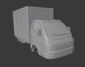 Hyundai Hr box 3D