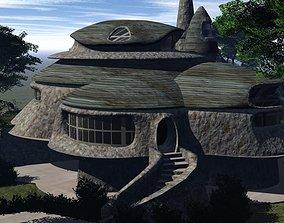 3D printable model Neo Home Fantasy House