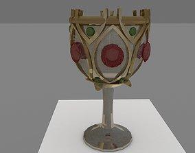 old goblet 3D
