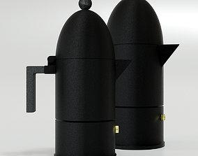 Cupola coffee-maker 3D