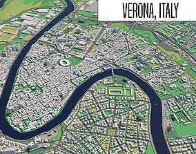 Verona Italy 3D model