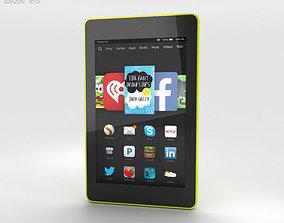Amazon Fire HD 6 Citron 3D