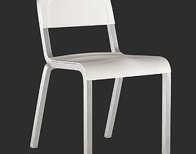 Emeco Stacking Chair 3D