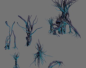 Wizard Forest - Roots 3D model