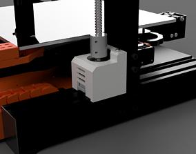 CREALITY ENDER 3 COQUE POUR AXE Z 3D print model