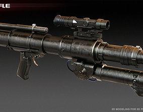 gameweapons CJ-9 Bo Rifle 3D printable model