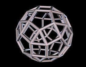 3D print model 028 Mathart-Archimedean Solids-Small 1