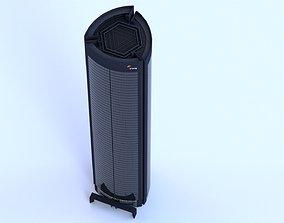 3D model PWC Tower Madrid