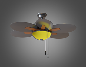 Propeller 3D asset realtime