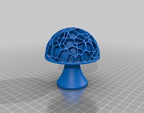3D print model Lamp Mushroom