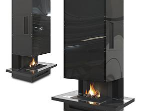 Fireplace LOFT 3D