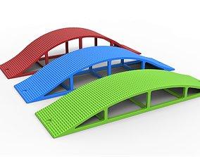 3D printable model Cross Axle Bridge for diecast RC cars 4