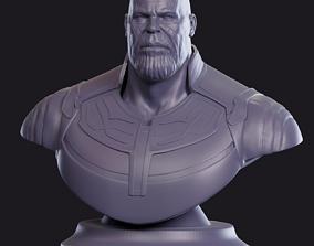 3D printable model thor Thanos