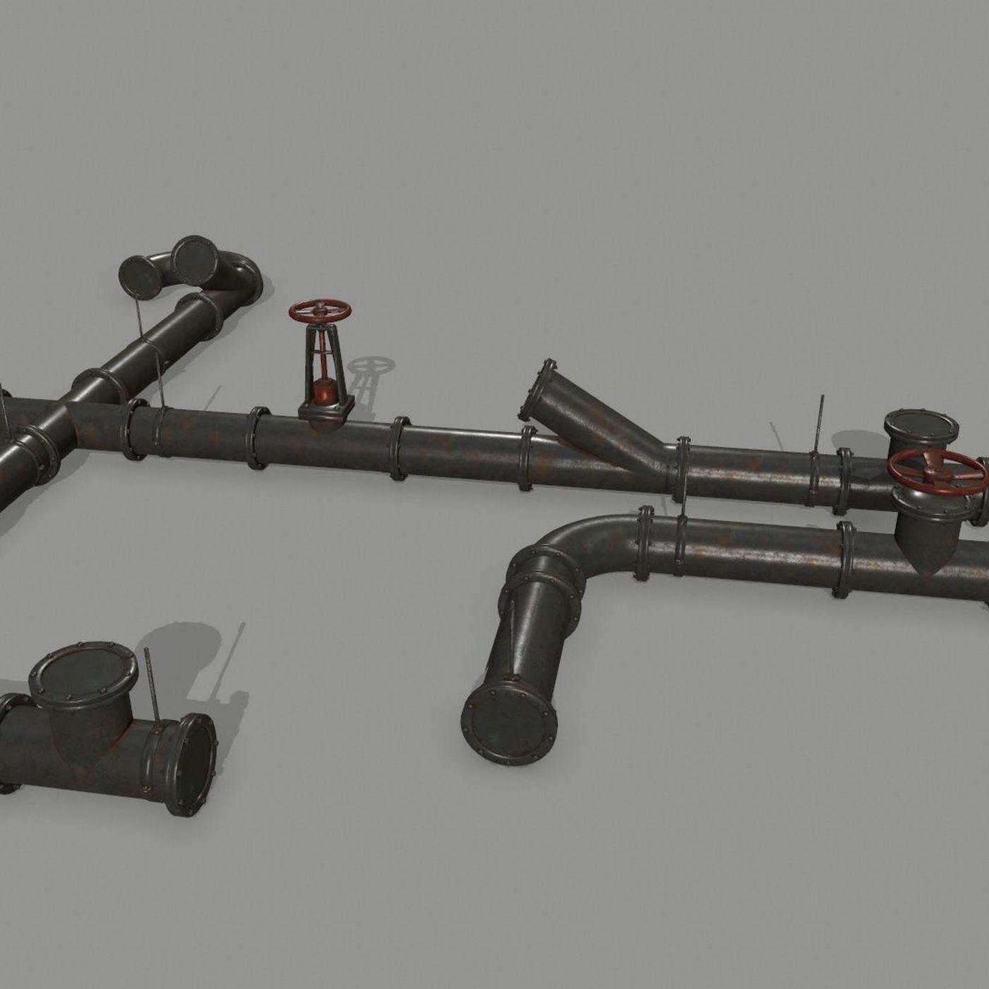 pipe set