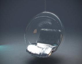 Eero Aarnio - Bubble Chair 1968 3D model