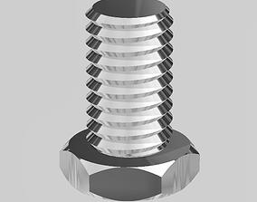 3D print model 12mm bolt hobby