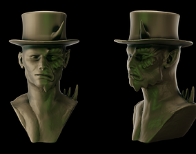 3D printable model Jekyll and Hyde