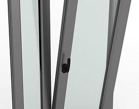 Aluminium Window 3D model