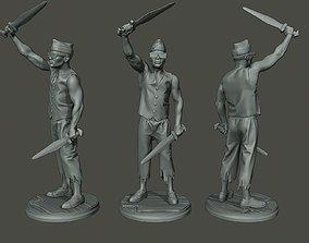 3D print model Dancing Coffin Meme C 006