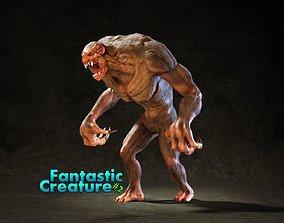 Fantastic Creature 2 3D model