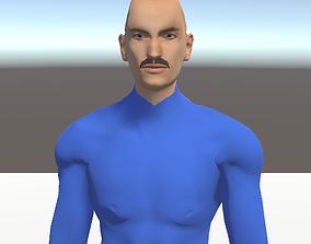 Unity Humanoid Model Male 006 3D