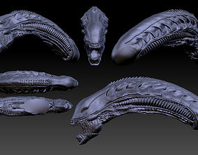 Alien Queen 3D model | CGTrader