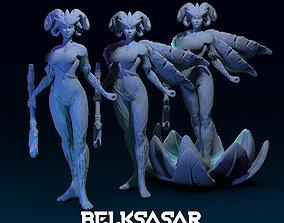 3D print model Dryad Nymph Topless 3 variants