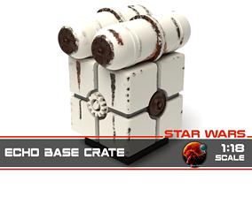 Star Wars Echo Base Crate 1-18 3D print model