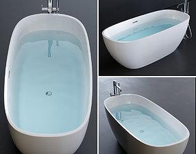3D asset GALASSIA MEG11 Bathtub art 7320