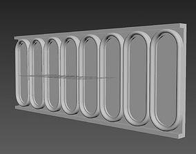 3D Frieze