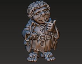 Hobbit 3D print model