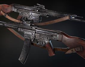 STG - 44 Sturmgewehr 3D model game-ready