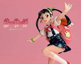 MAYOI Bakemonogatari 3D model