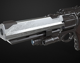 3D printable model Hawk Moon - Destiny 2