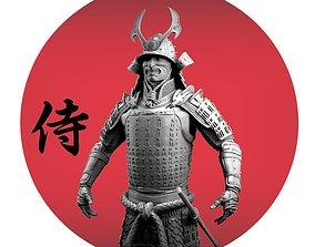 3D Samurai zbrush