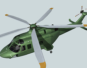 AW139 more accurate 3D model