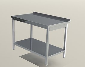 3D Table stainless