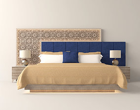 3D model Modern Islamic Bed