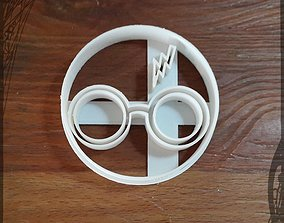 Harry Potter Scar 3D printable model