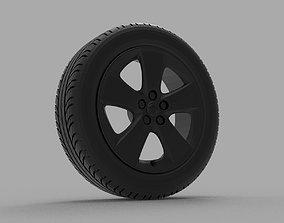 3D printable model Toyota Prius