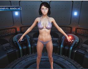 Serah Fei - Bundle 3D