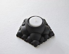 Tealight Holder 3D printable model lighting